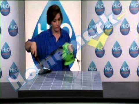 H2O steam FX – Triple action Steam cleaner