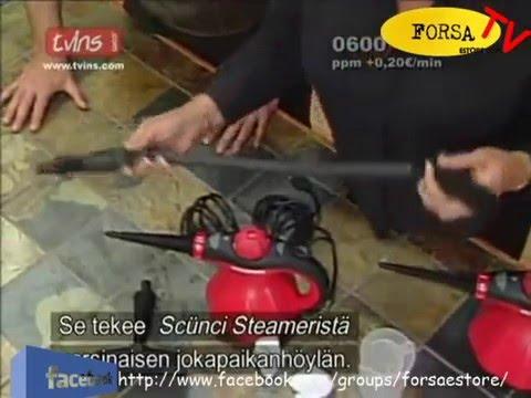 Piuneer Steam Cleaner 1000w @ Forsa E-Store