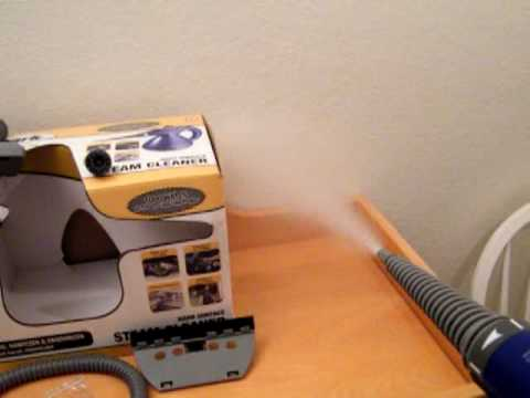 Selling My Euro Pro Shark Steam Cleaner As Seen on TV!!
