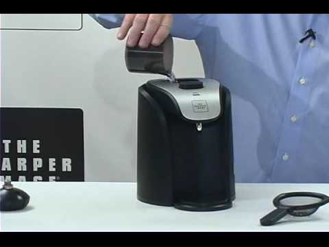 Sharper Image Jewlery Cleaner With Steam (Product Overview)