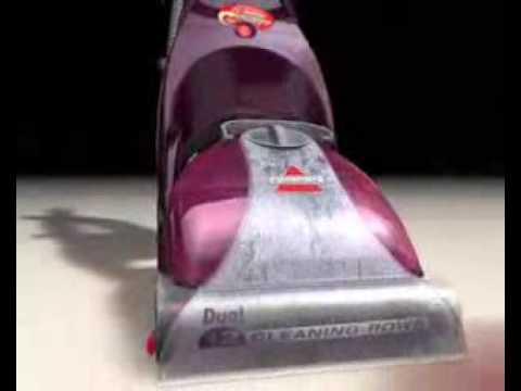Bissell ProHeat 2X Steam Cleaner SteamVac Vacuum