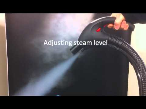 Polti Turbo and Allergy Steam Cleaner User Guide