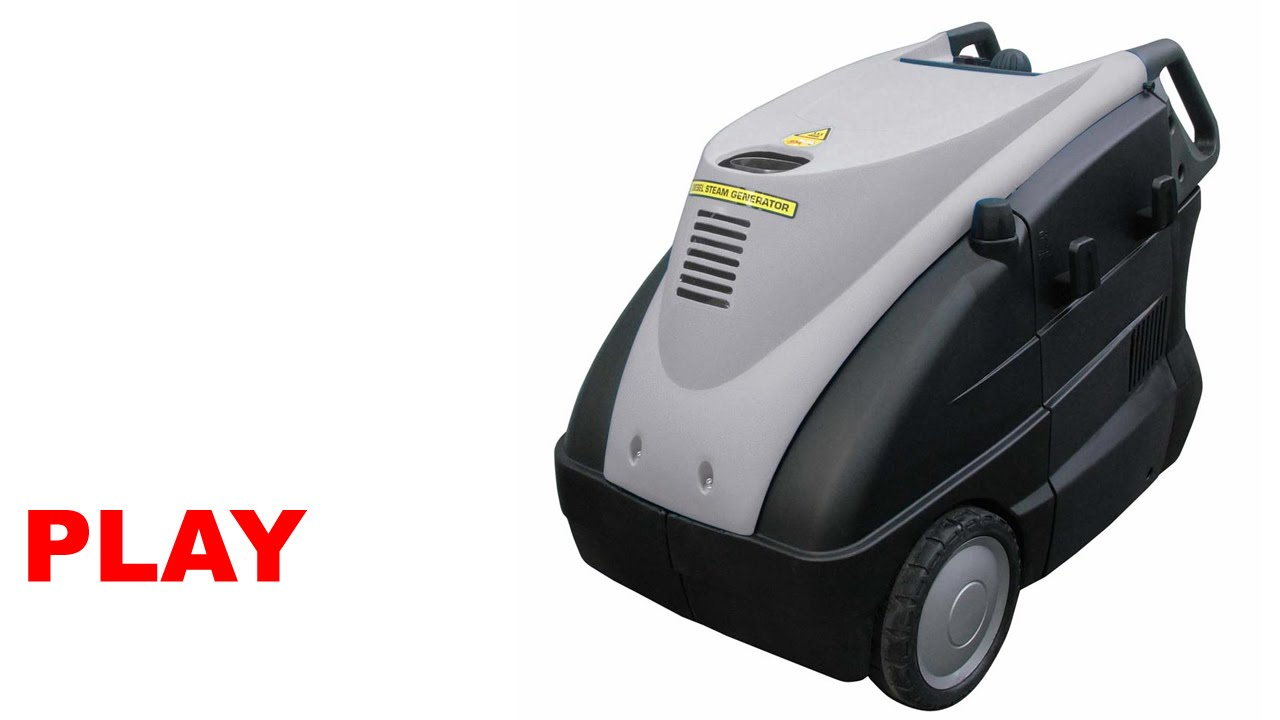 Lavor Kolumbo Diesel Steam Generator Cleaner