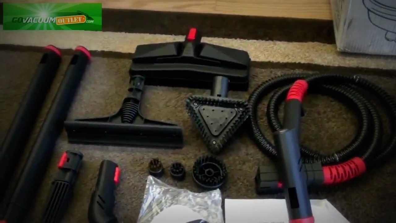 Vapor Clean TR5 Vapor Steam Cleaner Commercial Grade