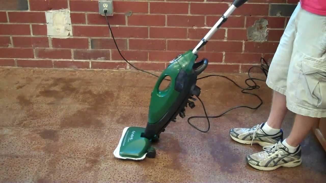 Gruene Steam Cleaner by AchooAllergy.com