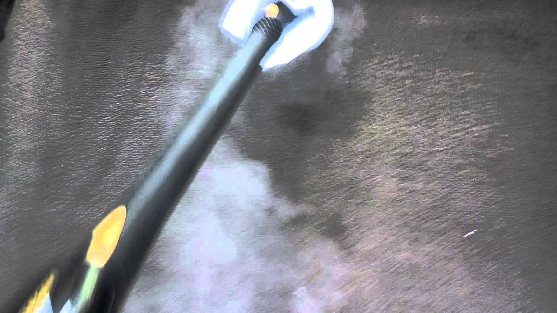 McCulloch 1385 Steam Cleaner – Visual Pro Detailing