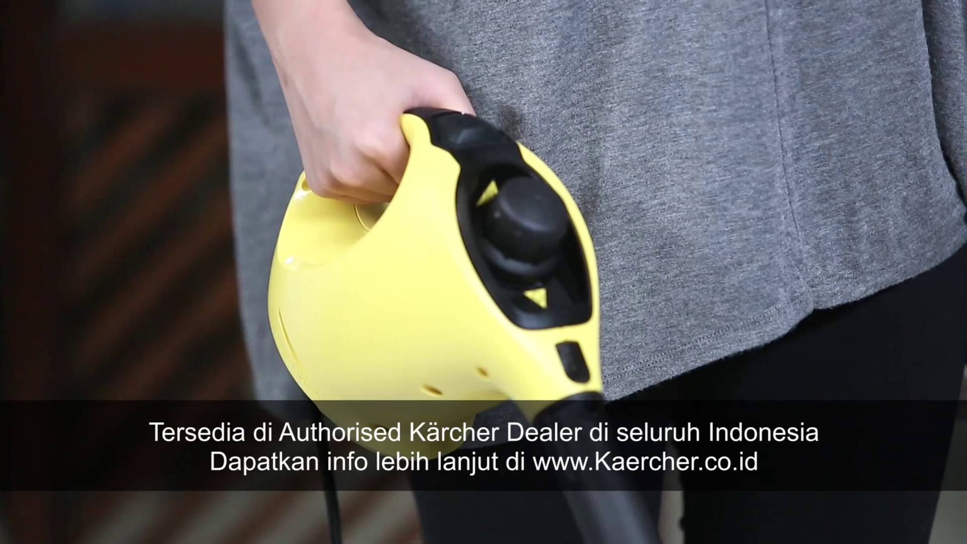 Kaercher SC 1 Steam Cleaner