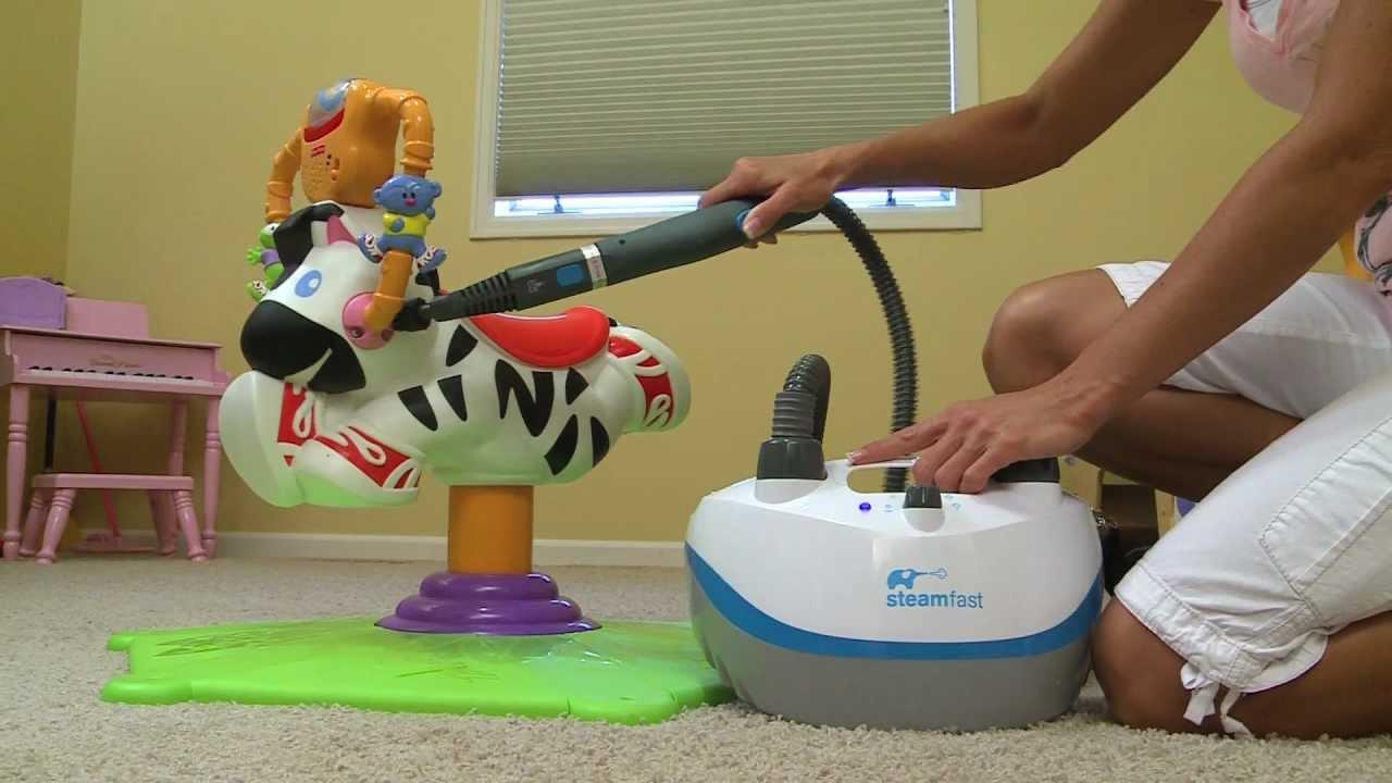 Best Portable Steam Cleaner – Steamfast SF-320 Sidekick Steam Cleaner