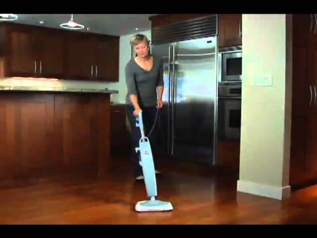 Bissell Steam Mop Deluxe Hard Floor Cleaner, 31N1