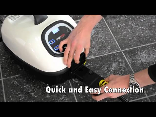 Residential & Commercial Steam Cleaner – Dupray