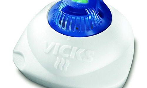 Vicks Nursery 1 Gallon Vaporizer with Night-Light