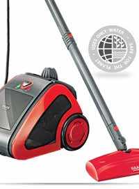 HAAN Complete MS-30R Sanitizing Steam Cleaner
