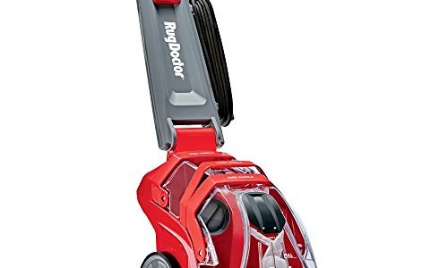 Rug Doctor Deep Carpet Cleaner; Upright Portable Deep Cleaning Machine for Home and Office, Extracts Dirt, Removes Stains on Carpet, Upholstery; Professional Grade; Perfect Holiday Gift for Homeowners