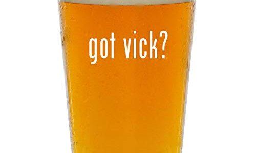 got vick? – Glass 16oz Beer Pint